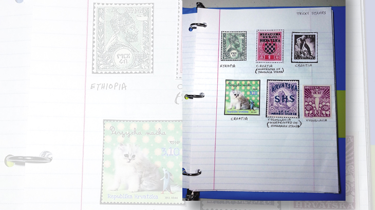 stamp-collecting-basics-reference-book-difficult-to-identify
