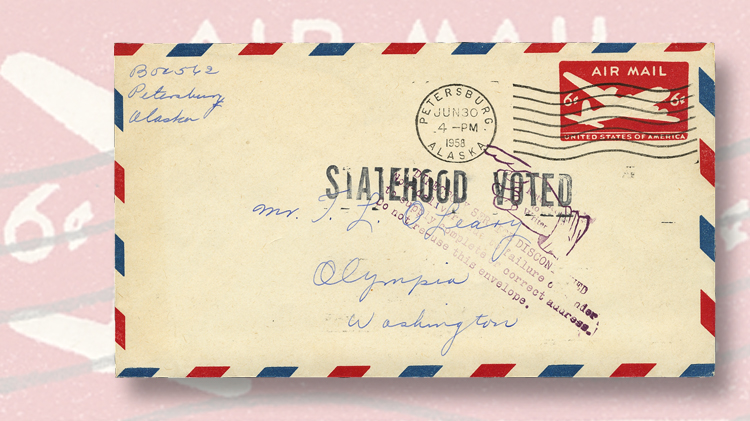 stamp-cover-alaska-to-the-union-forty-ninth-state