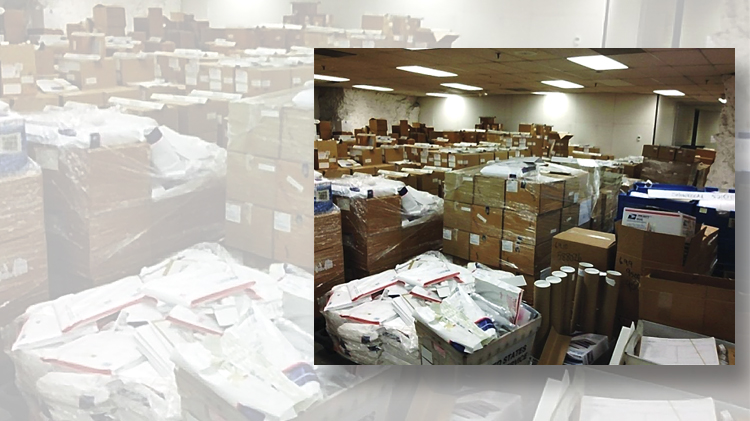 USPS inspector general report details possible giveaways