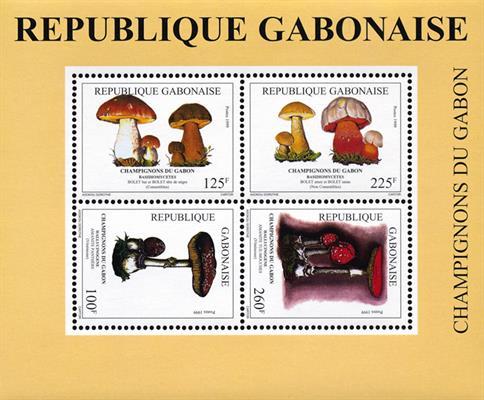 stamp-market-tips-1999-gabon-mushrooms-souvenir-sheet