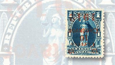 stamp-market-tips-bolivia-1912-justice-revenue-overprint-invert-error