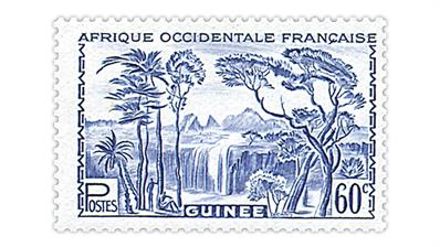Stamp Market Tips French Guinea 1938-1940 pictorial stamp