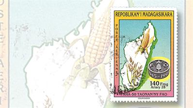 stamp-market-tips-malagasy-republic-1995-fao-anniversary-airmail-set