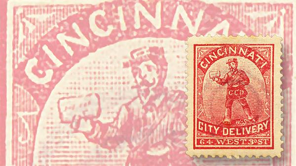 stamp-market-tips-united-states-cincinnati-city-delivery-mail-carrier-local-post-stamp