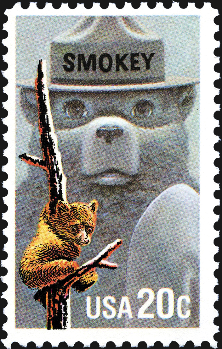 stamp-printing-d-press-smokey-bear-stamp