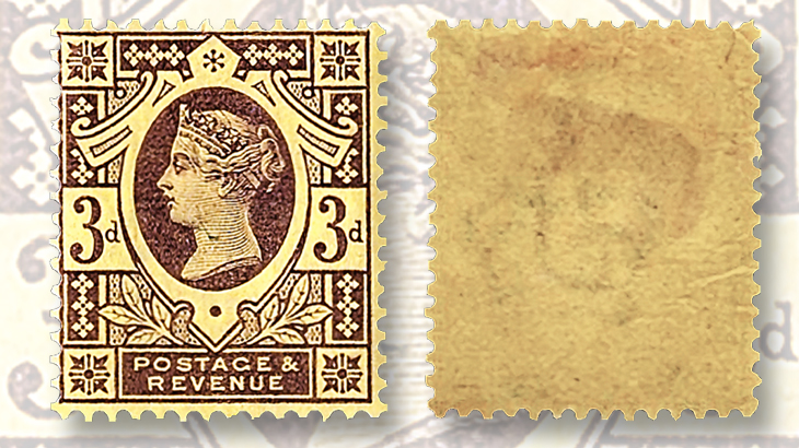 stamps-colored-paper-great-britain-queen-victoria-jubilee