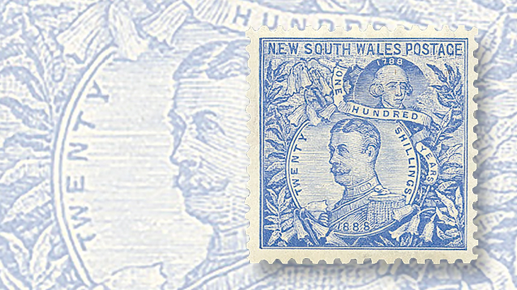 stamps-down-under-new-south-wales-centenary-arthur-phillip-lord-carrington