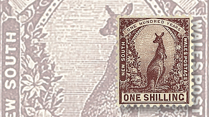 stamps-down-under-new-south-wales-centenary-kangaroo