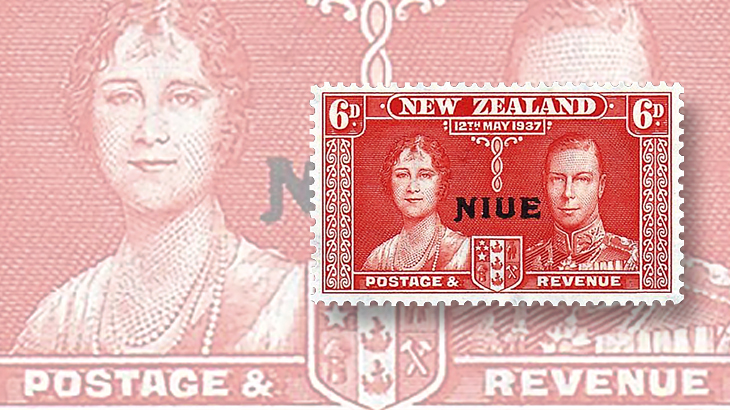 stamps-down-under-new-zealand-overprints-niue-king-george-vi