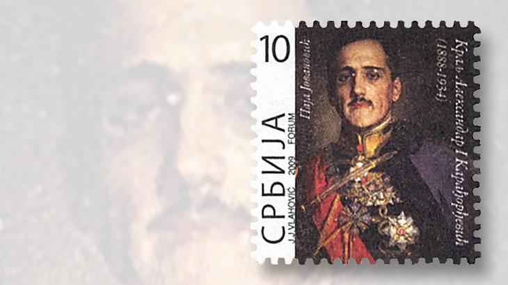 stamps-eastern-europe-serbia-king-alexander-postal-tax