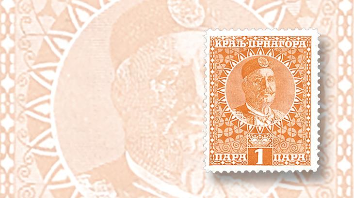 stamps-of-eastern-europe-serbia-croatia-slovenia-king-nicholas
