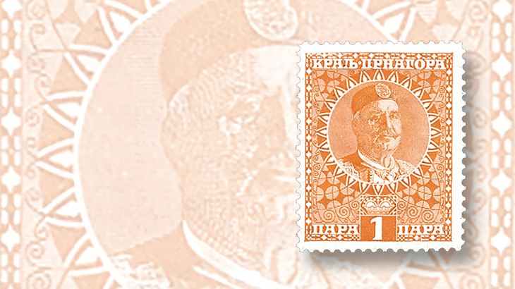 stamps-of-eastern-europe-serbia-croatia-slovenia-king-nicholas