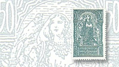 stamps-of-eastern-europe-serbia-croatia-slovenia-yugoslavia