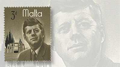 stanley-gibbons-malta-kennedy-memorial-error-stamp