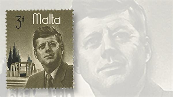 stanley-gibbons-malta-kennedy-memorial-error-stamp