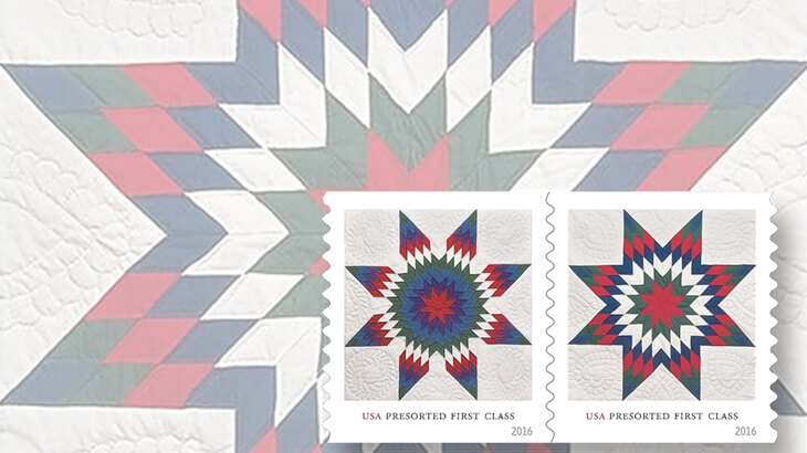 star-quilts-stamps-lone-star-pattern