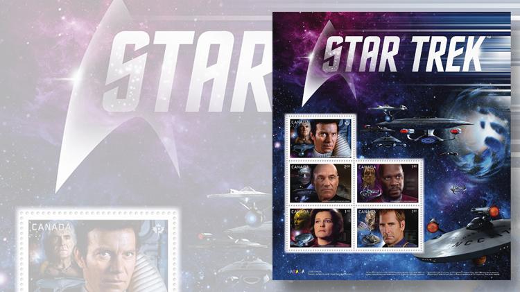 star-trek-commanders-pane-of-five-stamps