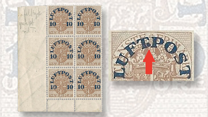 sweden-airmail-stamps