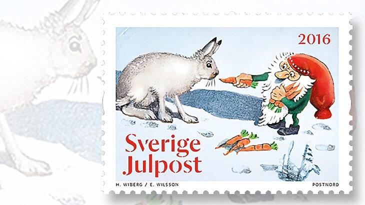 sweden-christmas-elf-stamp