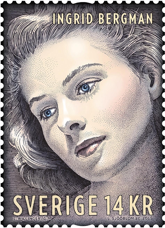 sweden-ingrid-bergman-joint-issue-stamp-2015