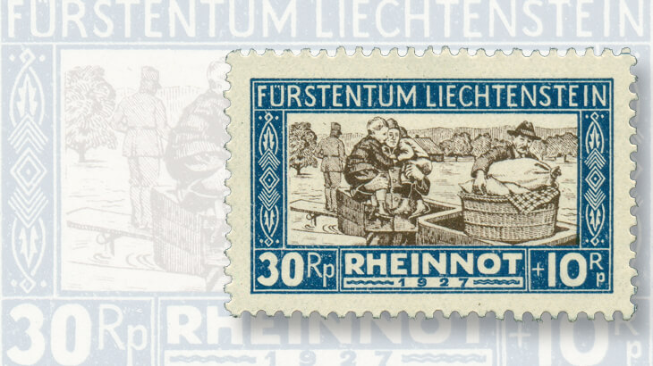 swiss-military-pontoniers-flood-relief-stamp