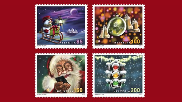 switzerland-christmas-stamps