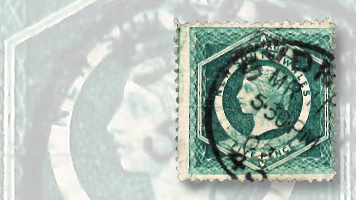 sydney-australia-1882-circular-postmarks