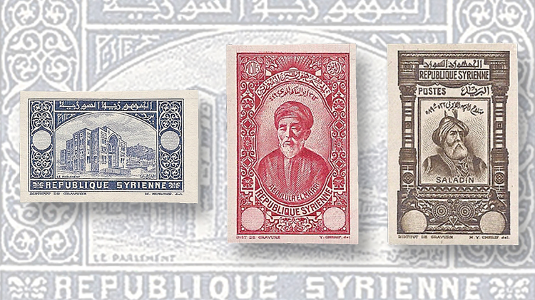 syria-1934-republic-commemorative-stamps-imperforate-proofs