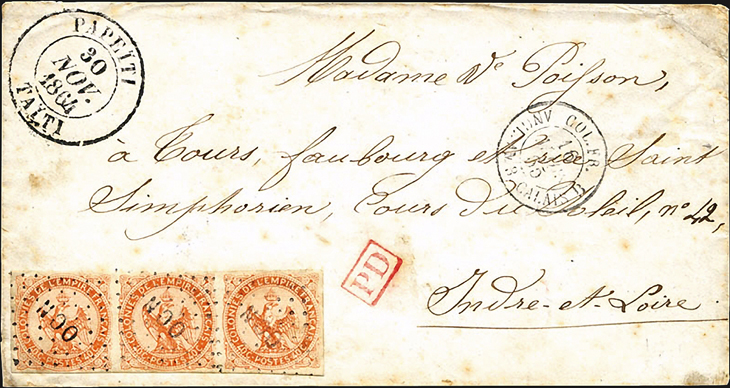 tahiti-to-france-cover-1864-feldman-auction-2015