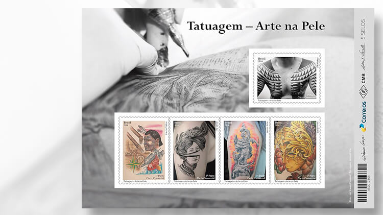 tattoo-artists-brazil-souvenir-sheet