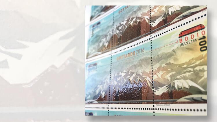 texture-swiss-gotthard-base-tunnel-stamp