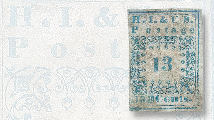 thirteen-cent-hawaii-missionary-stamp
