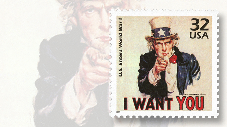 thirty-two-cent-stamp-uncle-sam-stamp