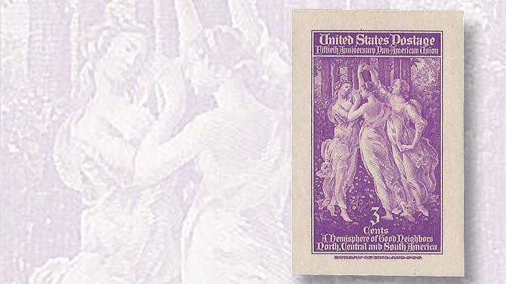 three-cent-bright-rose-purple-pana-american-union-small-die-proof