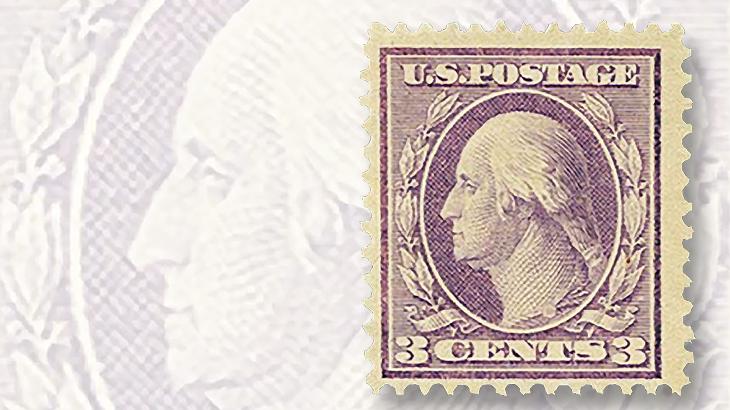 three-cent-washington-franklin-flat-plate