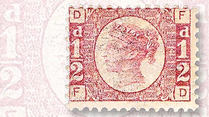 tiny-great-britain-queen-victoria-stamp