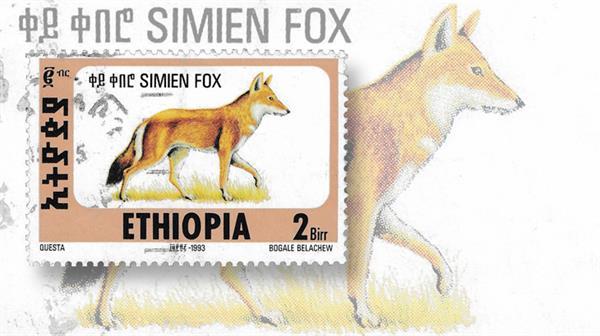 tip-of-the-week-stamp-market-ethiopia-1994-simien-fox-set