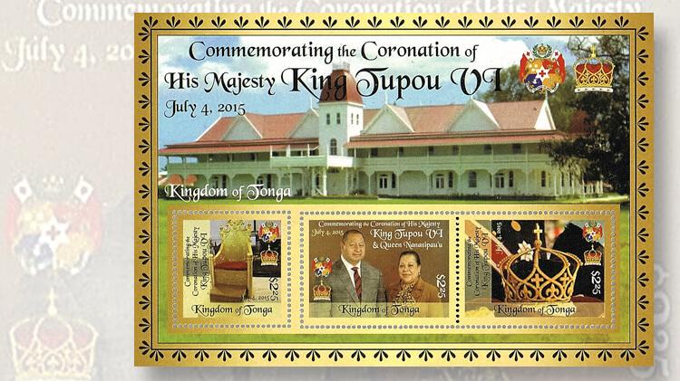 tonga-king-george-tupou-vi-coronation-stamp