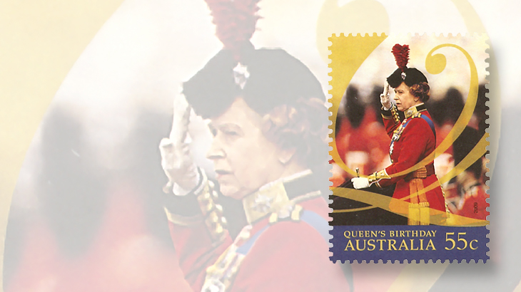 topicals-parade-australia-trooping-the-colour-queen-elizabeth-2009