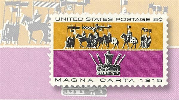 topicals-parade-united-states-magna-carta-commemorative