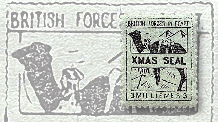 topics-on-stamps-camels-egypt-military-christmas