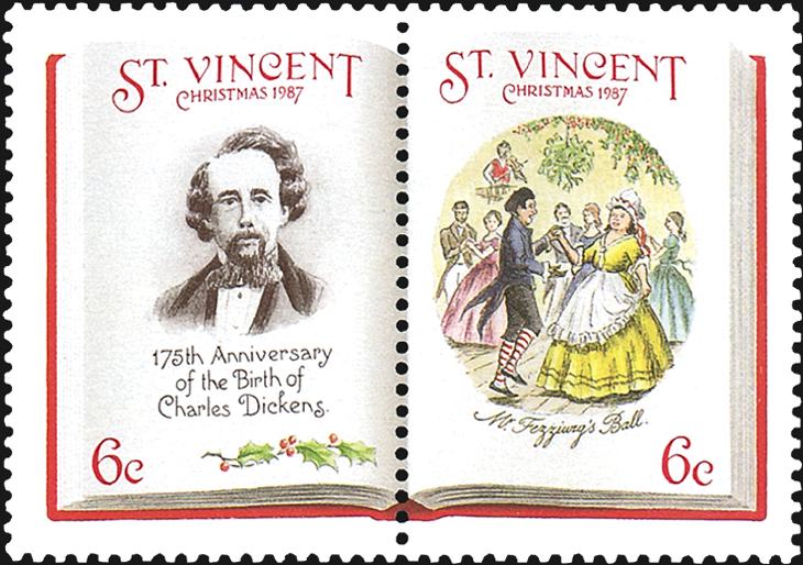 topics-on-stamps-charles-dickens-a-christmas-carol-st-vincent-fesswigg