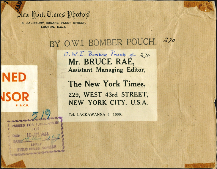 transatlantic-censored-cover-bomber-pouch-london-new-york-times-1944