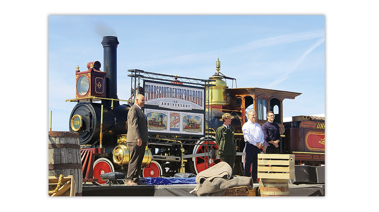 transcontinental-railroad-stamps-first-day-ceremony