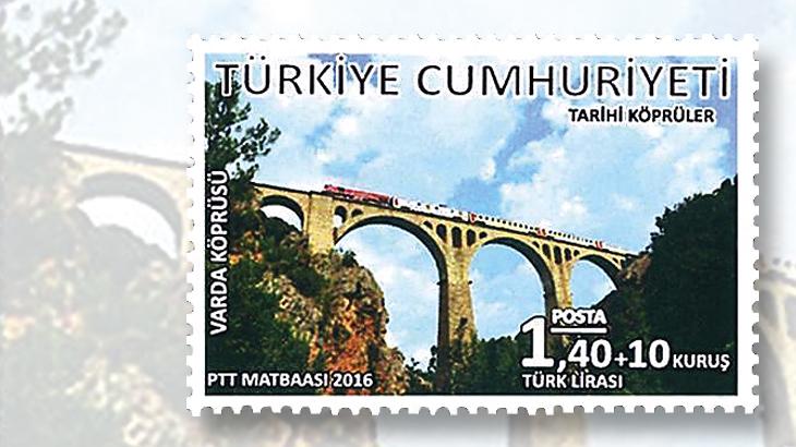 turkey-railway-viaduct-bridge-stamp