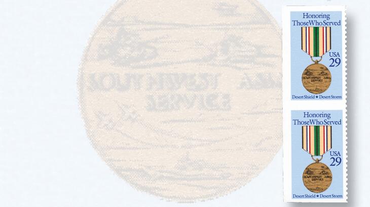 twenty-nine-cent-desert-shield-desert-storm-stamps