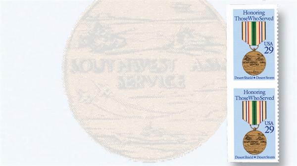 twenty-nine-cent-desert-shield-desert-storm-stamps