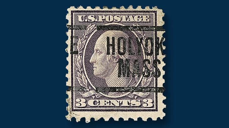 type-ii-george-washington-stamp