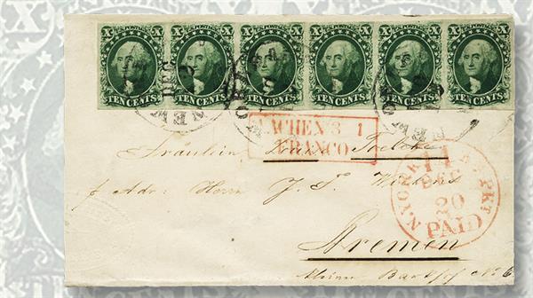 type-three-ten-cent-washington-stamp