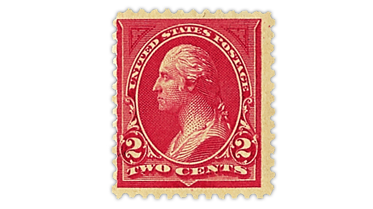 U.S. Stamp Notes  1894 George Washington stamp
